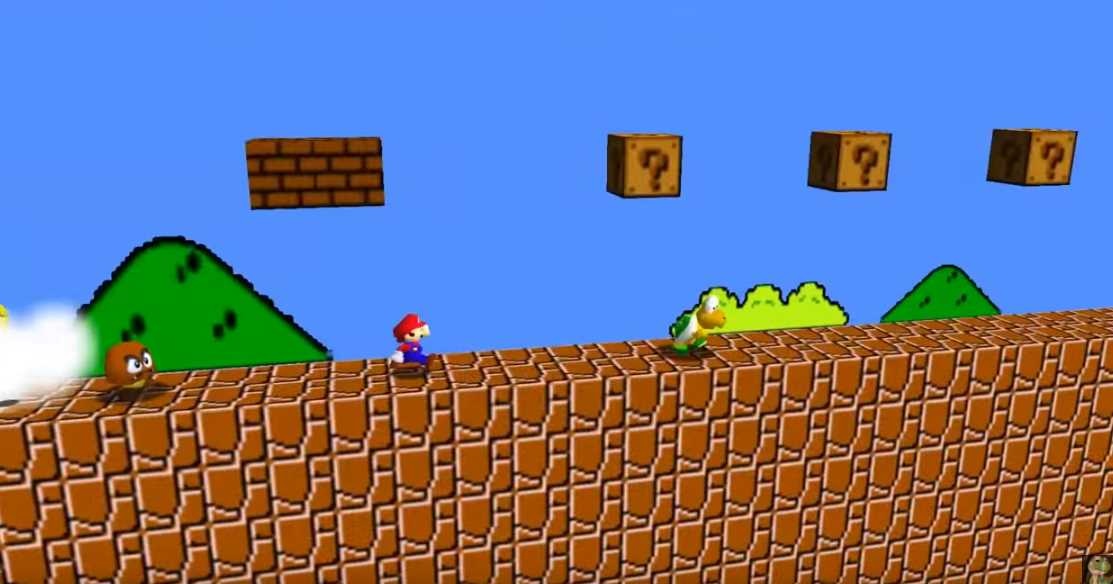 Super Mario Bros 64 Rom Hack Released For Free Online | eTeknix