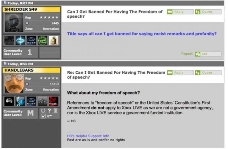 The Best Of The Worst Xbox Live Ban Appeals   eTeknix