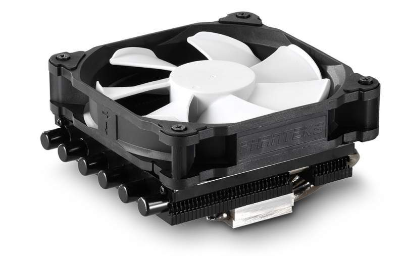 Phanteks Adds RGB LED to Updated TC12LS CPU Cooler