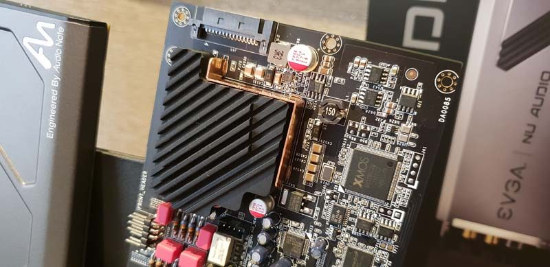 EVGA Let Us Hear Their Nu Audio Soundcard and It Was Dope