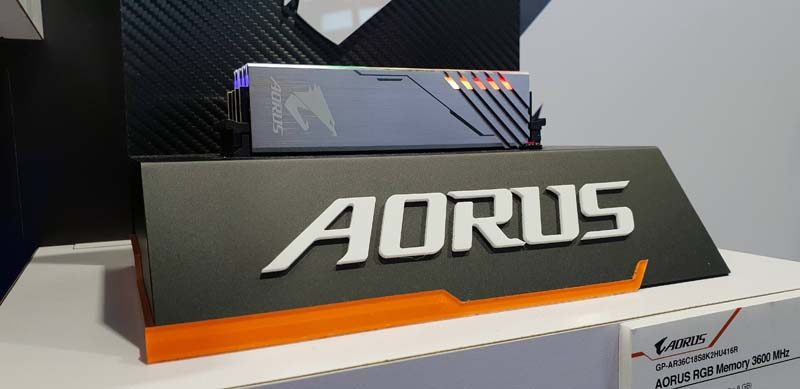 Awesome AORUS RGB Memory Kits Now Available | eTeknix
