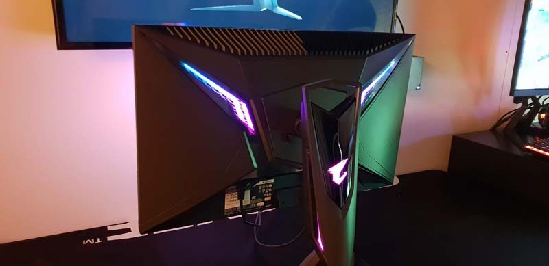 Aorus Reveal Their Feature Packed Gaming Monitor | eTeknix