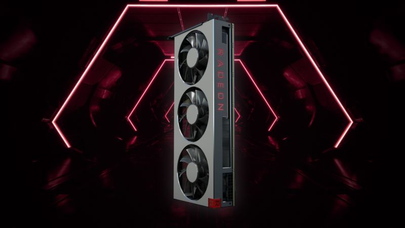 Amd Unveils New Radeon Vii Vega Gpu Eteknix