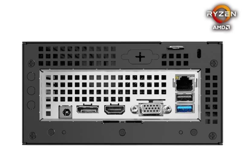 ASRock DeskMini A300 Mini-STX AMD PC Released | eTeknix