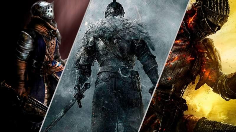 Image result for dark souls trilogy