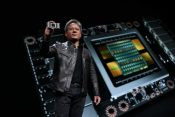 NVIDIA CEO Claims 10-Series Channel Inventory is Now Sold Out