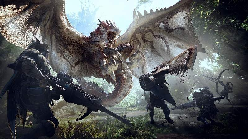High-Res Texture Pack DLC Coming to Monster Hunter World nvidia