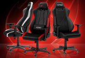 Nitro Concepts Releases the New S300EX Gaming Chair