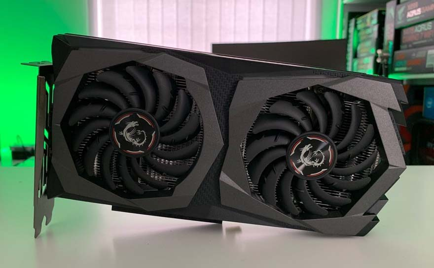 MSI Gaming X GTX 1650 Graphics Card Review | eTeknix