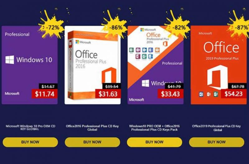 Amazing Software Deals: Windows 10 Key OEM for $11 74! | eTeknix