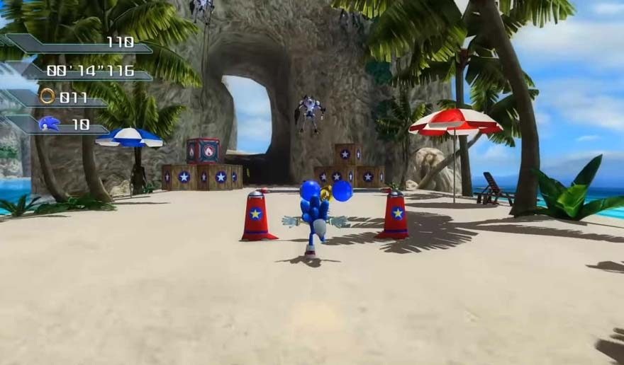 Play Sonic '06 With Fan Made Unity Remake | eTeknix