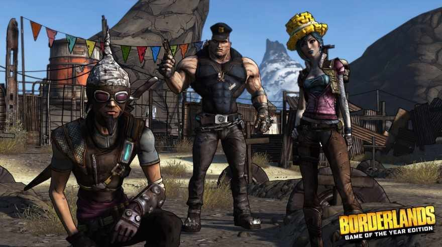 Borderlands GOTY and Ultra HD Texture Pack Out Now | eTeknix