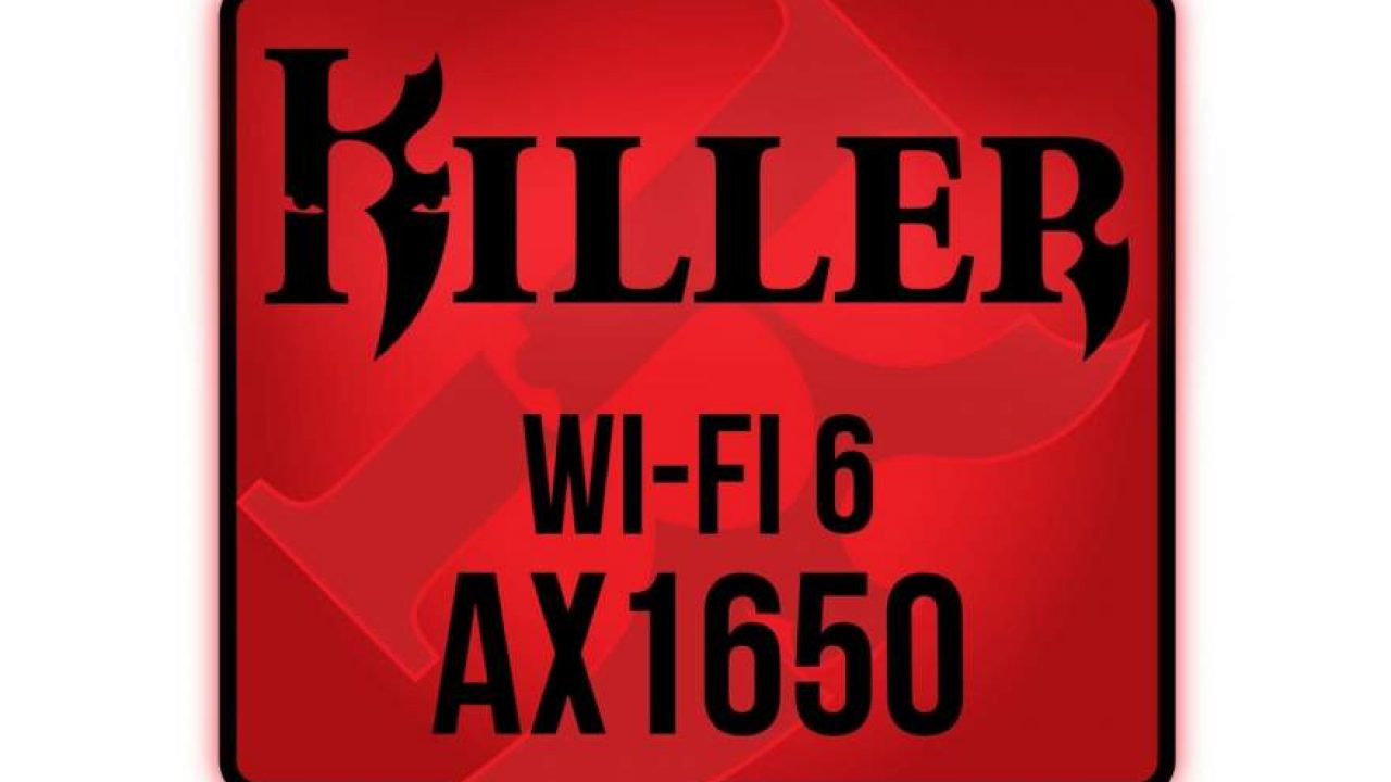 Killer Launches AX1650 WiFi 6 in Collaboration with Intel