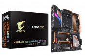 Gigabyte Celebrates AMD's 50th Year with Limited Edition AM4 Mobo