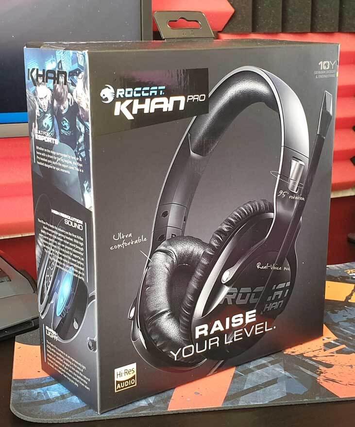 Roccat Khan Pro Hi-Res Headset Review | eTeknix