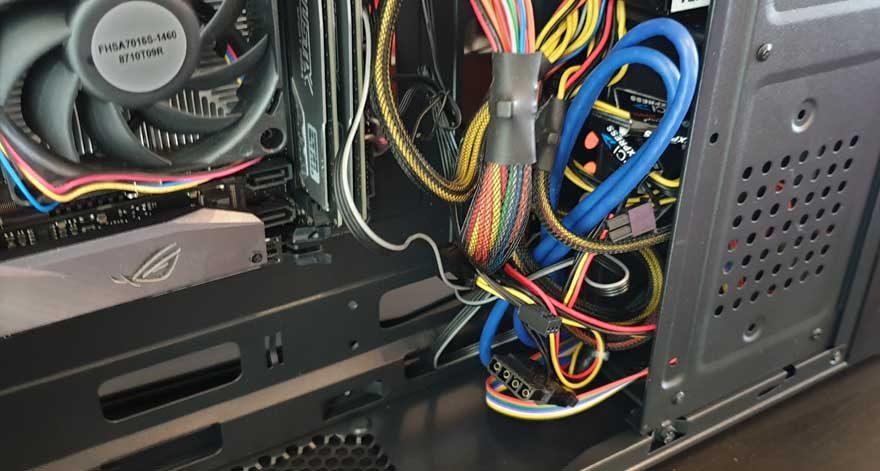 Aerocool Playa Slim RGB PC Case Review | eTeknix