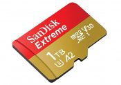 SanDisk's Extreme 1TB microSD Card is Now Available