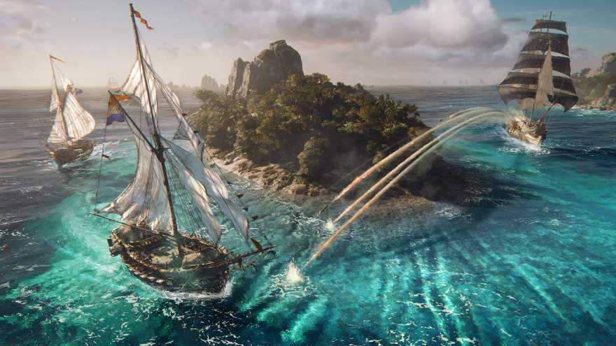 Pirate Games 2020.Ubisoft Delays Skull Bones Naval Pirate Game Launch