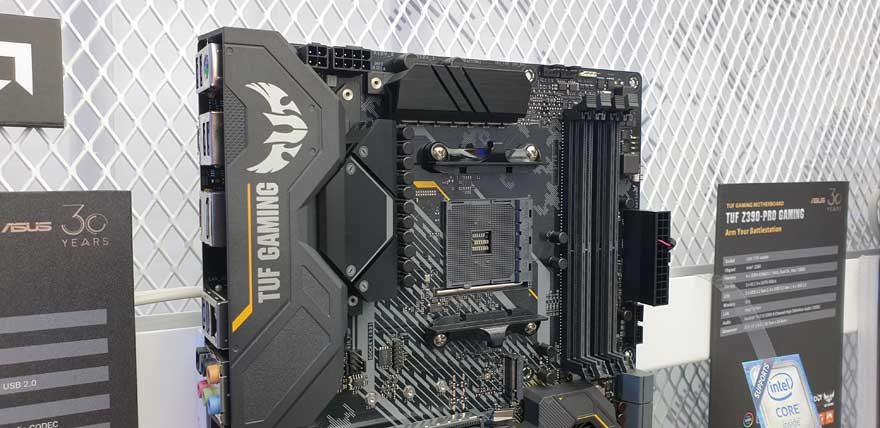 ASUS Get Really TUF at Computex 2019 | eTeknix