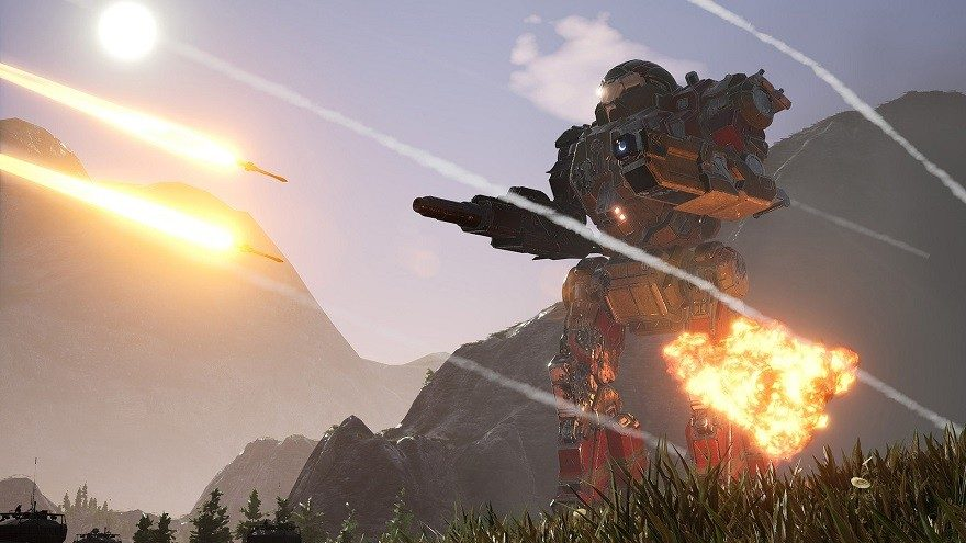 MechWarrior 5 Delayed To December As Epic Store Exclusive