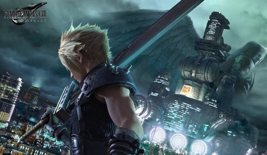 final fanasy VII FF7
