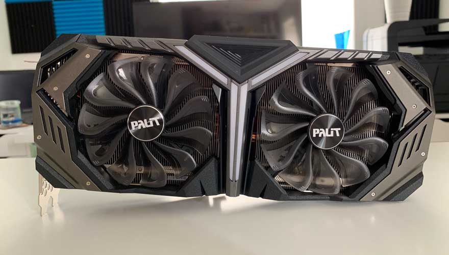 Palit RTX 2070 Super GameRock Graphics Card Review | eTeknix