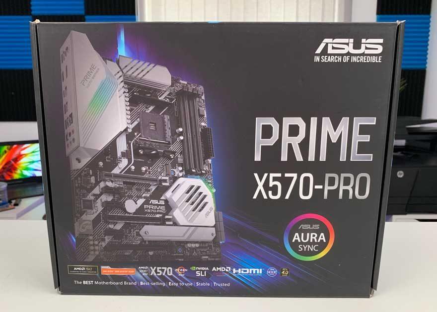 ASUS PRIME X570-Pro Motherboard Review   eTeknix