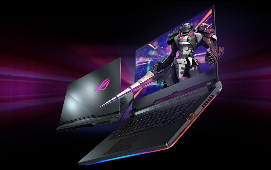 ASUS ROG Strix Scar III G531GW Laptop Review | eTeknix