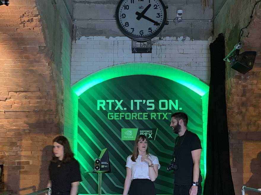 We Go Oldschool at the Nvidia Quake II RTX Event | eTeknix