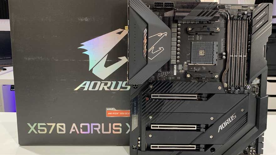Gigabyte X570 AORUS XTREME Motherboard Review | eTeknix
