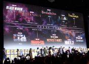 Marvel Studios Unveils 'Phase 4' Film and TV Roadmap