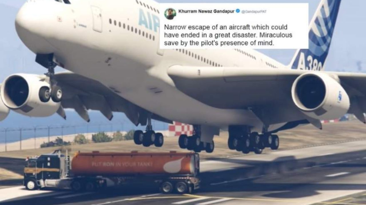 Politician Mistook GTA V Footage for 'Miraculous Save' by Pilot