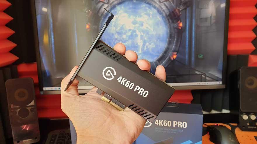 Elgato 4K60 Pro HDR PCIe Capture Card Review   eTeknix