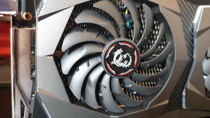 MSI Gaming X RTX 2070 Super Graphics Card Review | eTeknix