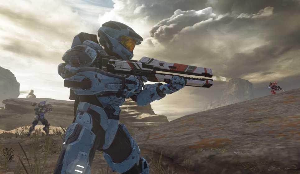 Halo MCC matchmaking nog steeds naar beneden