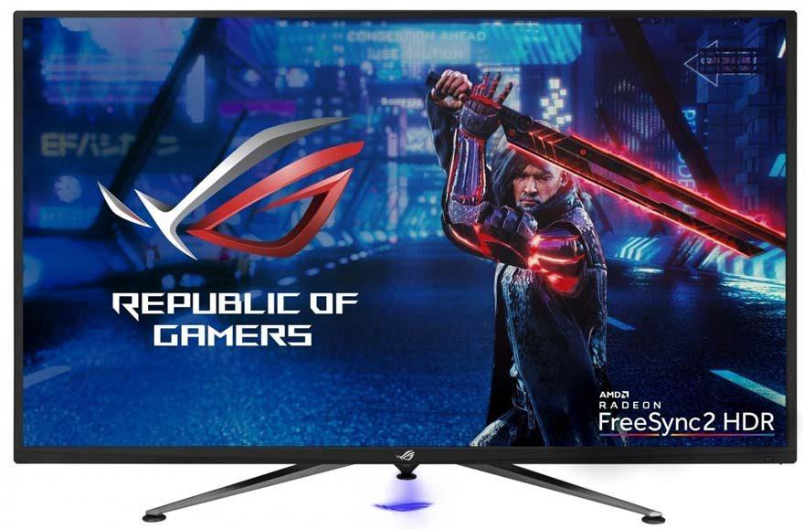 ASUS Reveal Largest 4K UHD FreeSync 2 HDR Gaming Monitor | eTeknix