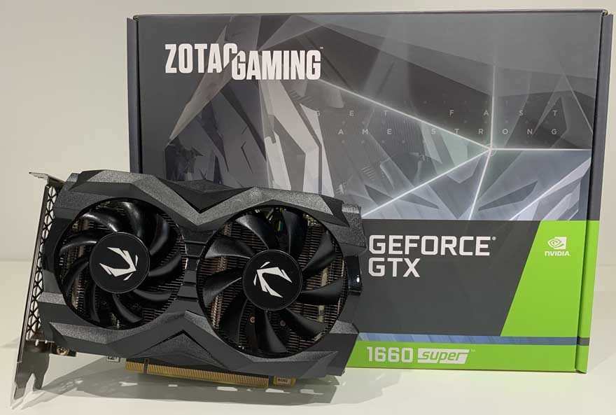 Zotac Gtx 1660 Super Twinfan Review Laptrinhx