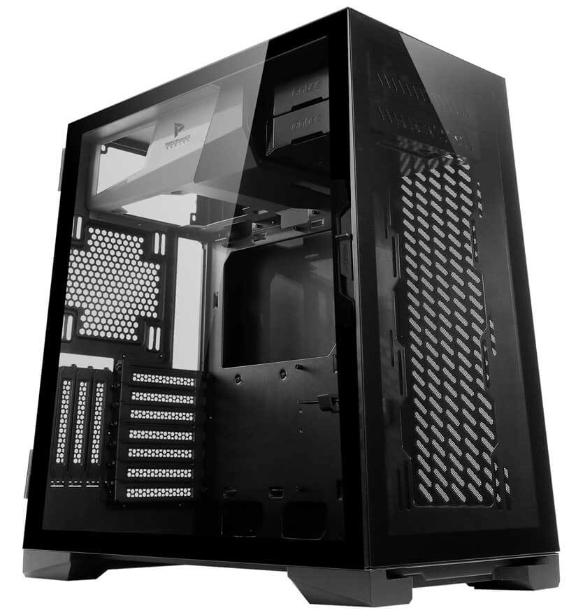 Antec P120 Crystal Mid-Tower PC Case Review 34