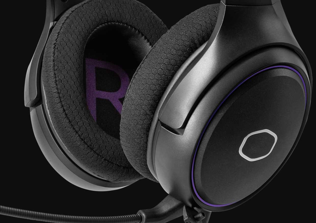 Cooler Master MH630 Gaming Headset Review | eTeknix