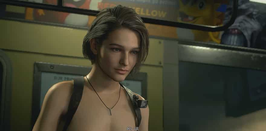 Resident Evil 3 Demo Gets Mods Yes A Nude Jill One Too Eteknix