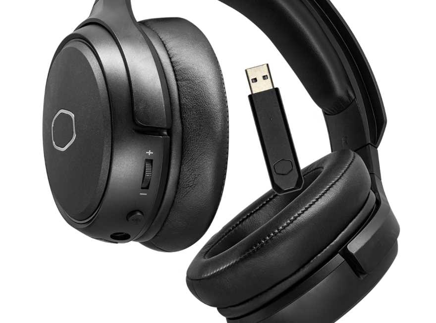 Cooler Master MH670 Wireless Gaming Headset Review | eTeknix