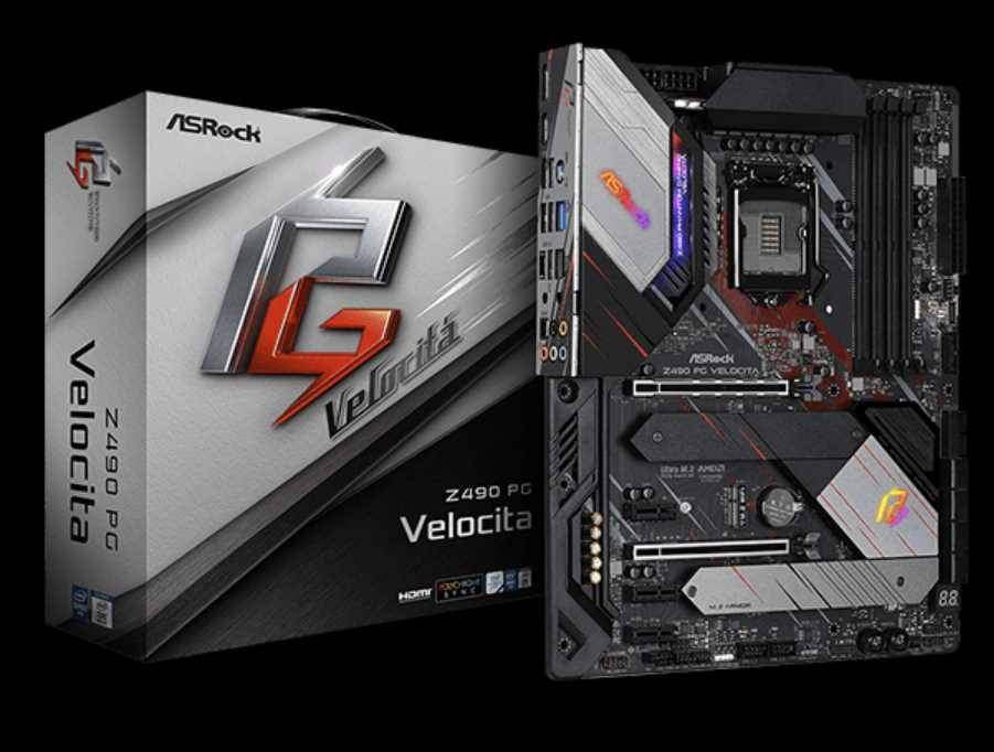 ASRock Z490 Phantom Gaming Velocita Motherboard Review 22