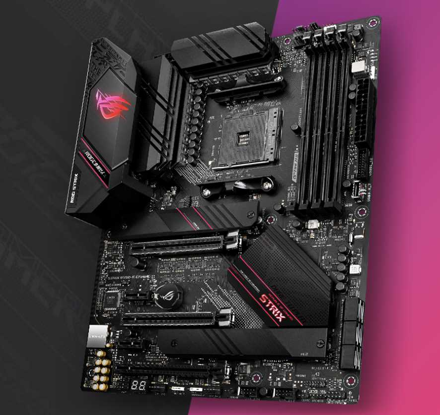 ASUS ROG STRIX B550-E Gaming Motherboard Review 24