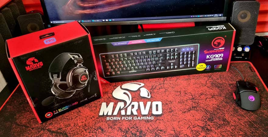 Marvo Scorpion - Affordable Gaming Just Got Great! 32