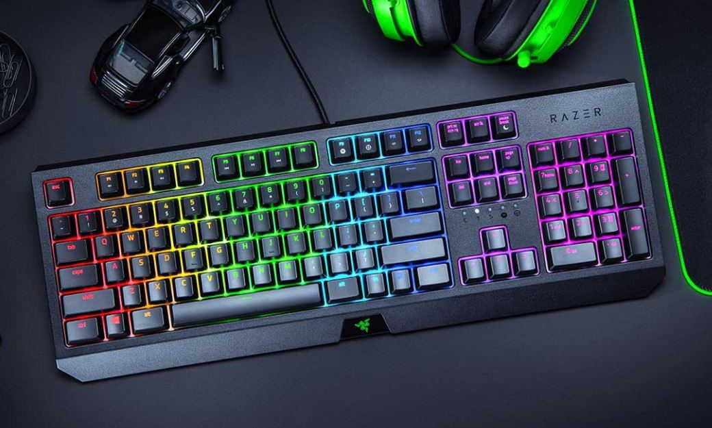 Razer Blackwidow Mechanical Gaming Keyboard Review 12