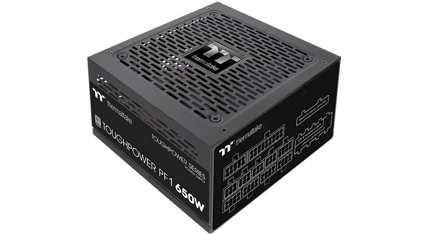 Thermaltake Toughpower PF1 650w Platinum PSU Review 4