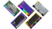 Angry Miao Reveals the CYBERBOARD on Indiegogo keyboard