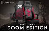 Incredible noblechairs DOOM Edition Now Available! 44