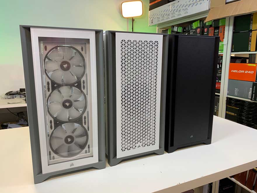 Corsair 4000 Series Cases Review - Which Model Would You Pick? 6