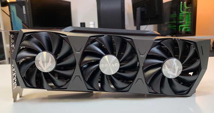 ZOTAC GAMING RTX 3080 Trinity Graphics Card Review 4